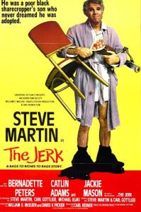 The Jerk (1979) movie poster