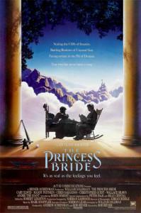 The Princess Bride (1987) movie poster