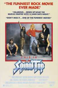 This is Spinal Tap (1984) movie poster