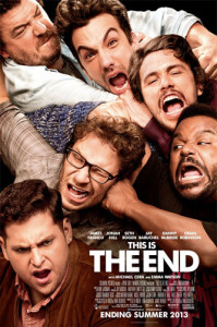 This is the End 2013 movie poster