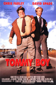 Tommy Boy (1995) movie poster