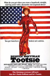 Tootsie (1982) movie poster