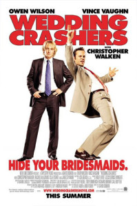 Wedding Crashers (2005) movie poster