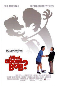 What About Bob? (1991) movie poster