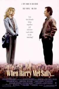 When Harry Met Sally (1989) movie poster