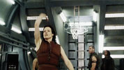 alien resurrection basketball scene