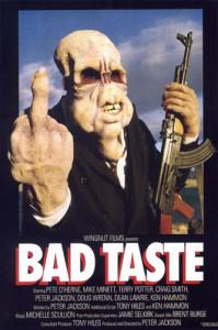Bad Taste (1987) poster