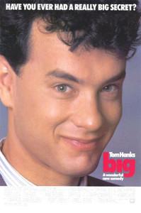 Big (1988) movie poster