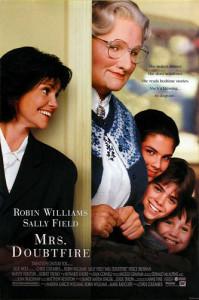 Mrs. Doubtfire (1993) poster