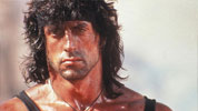 John Rambo from First Blood
