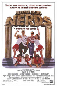 Revenge of the Nerds (1984) poster