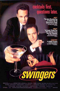 Swingers (1996) movie poster