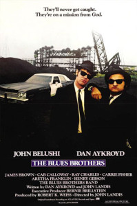 The Blues Brothers (1980) movie poster