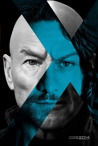 X-Men: Days Of Future Past (2014) cinematic poster